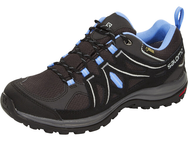 Salomon Ellipse 2 GTX Shoes Dam asphalt/black/petunia blue